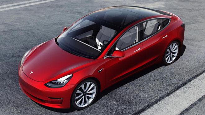 Tesla Model 3, đối thủ gây khó chịu của các ông lớn Mercedes, Audi và BMW trong phân khúc xe điện - 2
