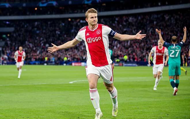 Ajax - Tottenham: Hat-trick, vỡ òa phút 90+6 và màn ngược dòng không thể tin nổi - 1
