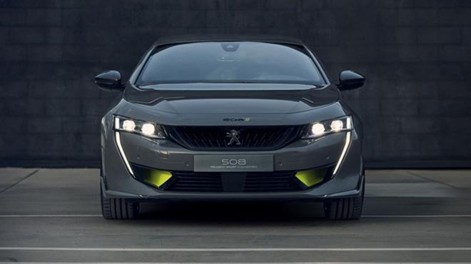 Peugeot 508 Sport Engineered ra mắt năm sau, thách thức Camry TRD, Audi S4 - 1