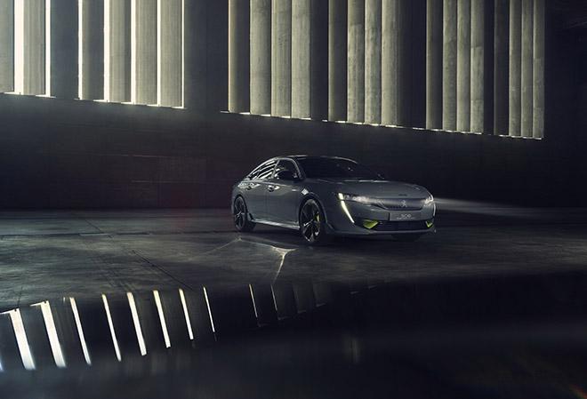 Peugeot 508 Sport Engineered ra mắt năm sau, thách thức Camry TRD, Audi S4 - 2
