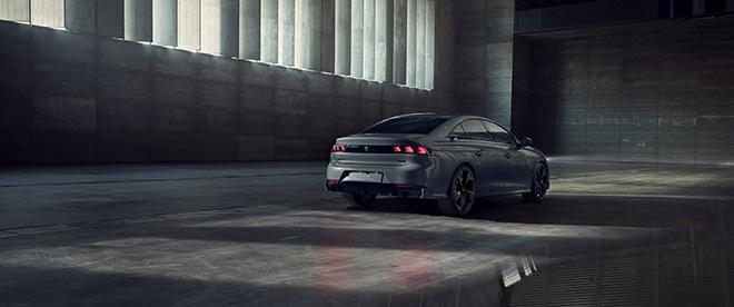 Peugeot 508 Sport Engineered ra mắt năm sau, thách thức Camry TRD, Audi S4 - 3