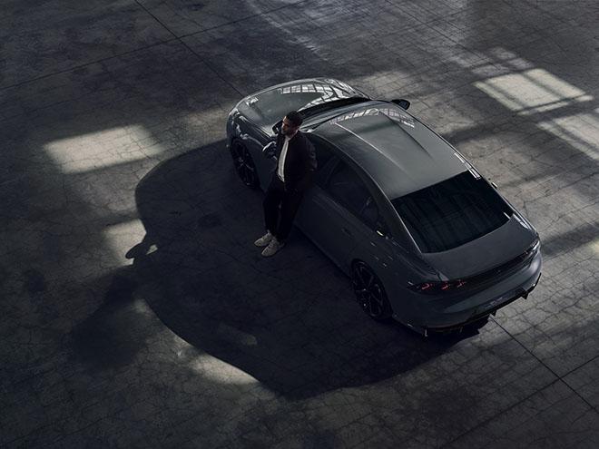 Peugeot 508 Sport Engineered ra mắt năm sau, thách thức Camry TRD, Audi S4 - 4