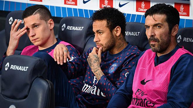 """Rung chuyển """"bom tấn"""" Neymar: PSG hét giá 350 triệu euro, Real chơi đến cùng - 1"""