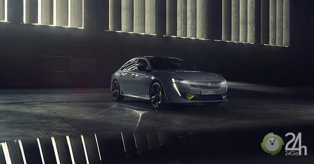 Peugeot 508 Sport Engineered ra mắt năm sau, thách thức Camry TRD, Audi S4