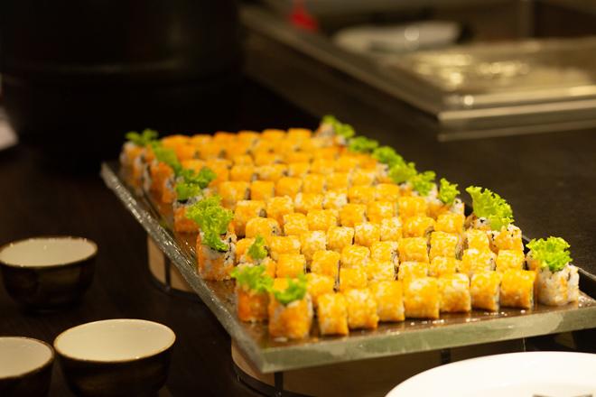 Điểm hẹn ẩm thực mới tại Đà Nẵng, thưởng thức cả trăm món ăn Á với giá chỉ 199.000 đồng/người - 3