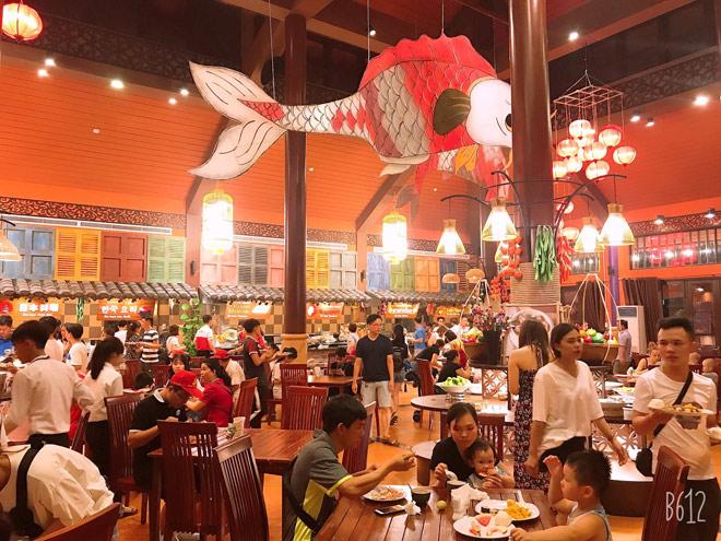 Điểm hẹn ẩm thực mới tại Đà Nẵng, thưởng thức cả trăm món ăn Á với giá chỉ 199.000 đồng/người - 2
