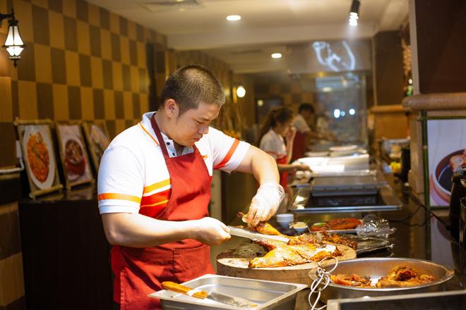 Điểm hẹn ẩm thực mới tại Đà Nẵng, thưởng thức cả trăm món ăn Á với giá chỉ 199.000 đồng/người - 5