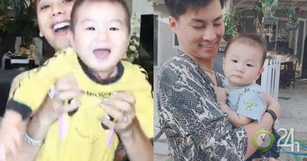 Lâm Khánh Chi lần đầu livestream cởi mở khoe con trai với người hâm mộ