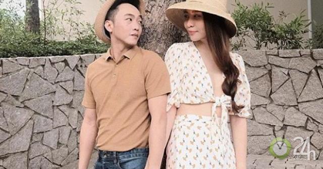 Cường Đô la tung ảnh tình tứ bên Đàm Thu Trang, bật mí chuyện hôn lễ
