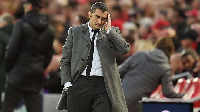 """Bất ổn Barca: """"Ông trùm"""" Messi binh biến, muốn sa thải HLV Valverde - 1"""