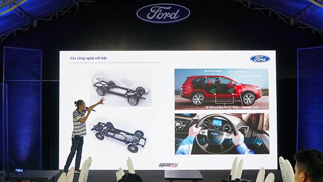 Sự kiện lái thử Ford SUV Drive - Thách thức mọi giới hạn - 1
