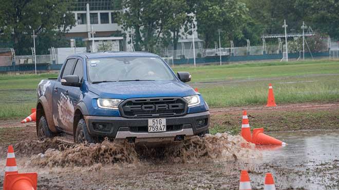 Sự kiện lái thử Ford SUV Drive - Thách thức mọi giới hạn - 2