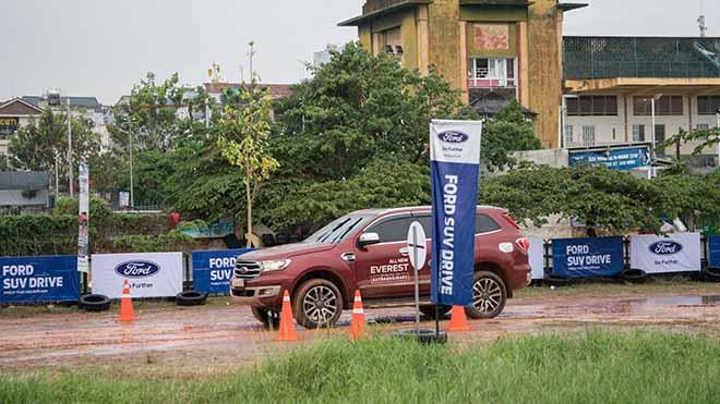 Sự kiện lái thử Ford SUV Drive - Thách thức mọi giới hạn - 8