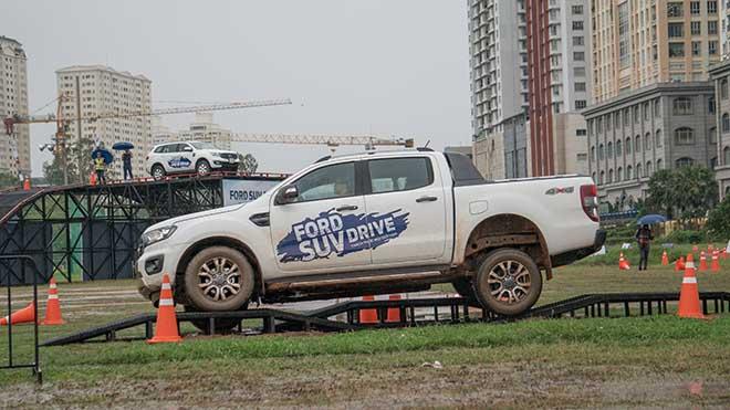 Sự kiện lái thử Ford SUV Drive - Thách thức mọi giới hạn - 9