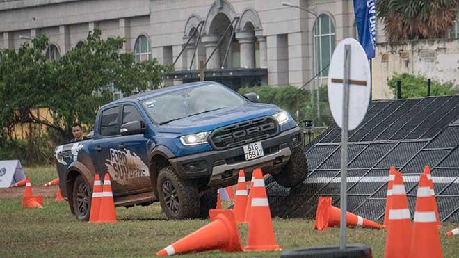 Sự kiện lái thử Ford SUV Drive - Thách thức mọi giới hạn - 3