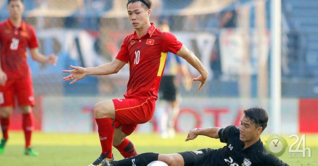 Thầy Park gọi Công Phượng đấu Thái Lan, chưa chọn SAO Việt kiều
