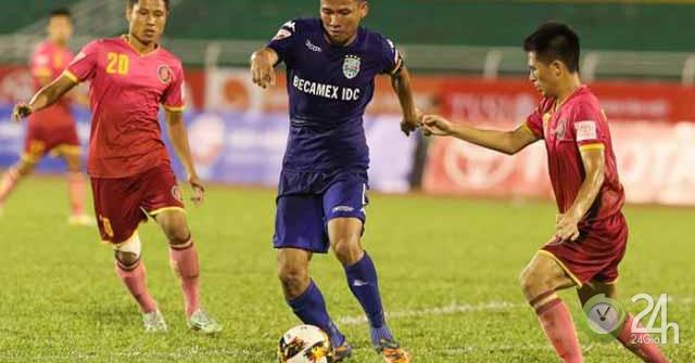 Trực tiếp bóng đá Bình Dương - Sài Gòn: Điểm tựa sân nhà