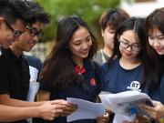 Gần 300 nghìn thí sinh đăng ký dự thi THPT chỉ để xét công nhận tốt nghiệp