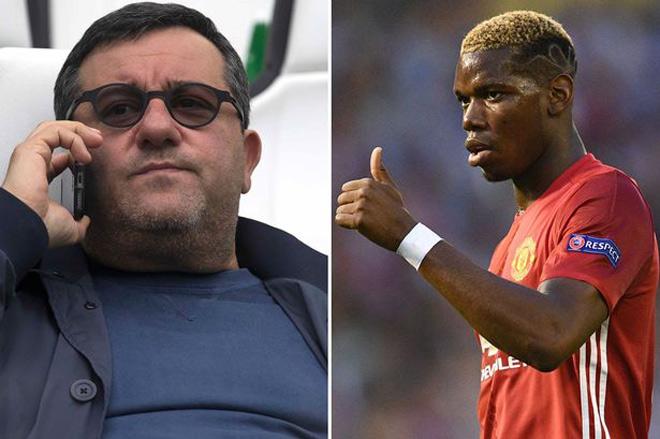 """Rúng động chuyển nhượng FIFA xử """"siêu cò"""": """"Bom tấn"""" Real - Pogba có biến lớn - 1"""