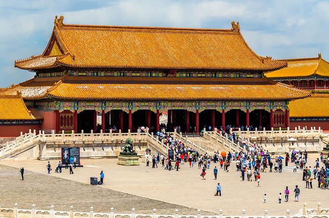 Những địa danh chưa bao giờ hết hot ở Trung Quốc - 10