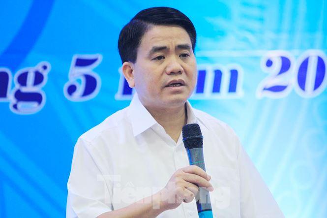 """Chủ tịch Hà Nội: """"Đủ điều kiện sẽ đẩy nhanh việc cấm xe máy"""" - 1"""