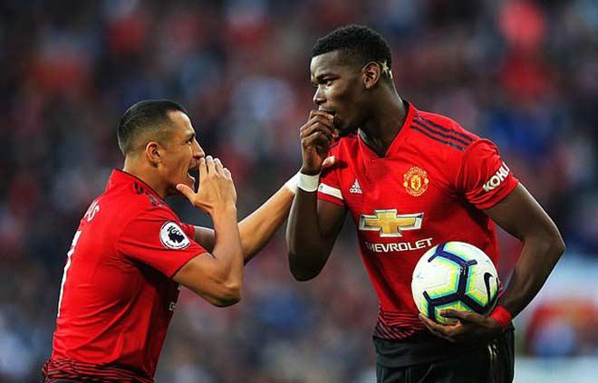 """Hé lộ MU lục đục nội bộ: Pogba & Sanchez """"ngứa mắt"""" chuyện tiền thưởng - 1"""