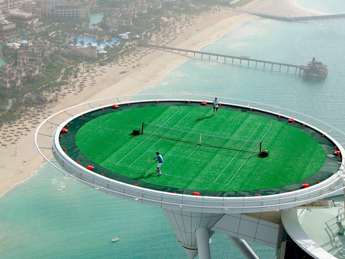 Có gì trong khách sạn sang chảnh nhất thế giới tại Dubai? - Ảnh 3