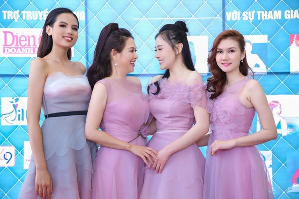 Hà Hương, Phương Oanh sẽ diễn thời trang cùng mẫu nhí - 1
