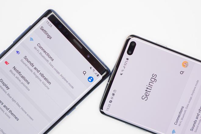 """Galaxy Note 10 sẽ """"phá đảo"""" iPhone với hàng loạt ưu điểm - 2"""