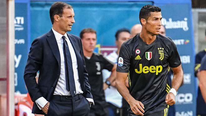 """""""Ông trùm"""" Ronaldo khao khát: Juventus mơ Pochettino chinh phục Cúp C1 - 1"""