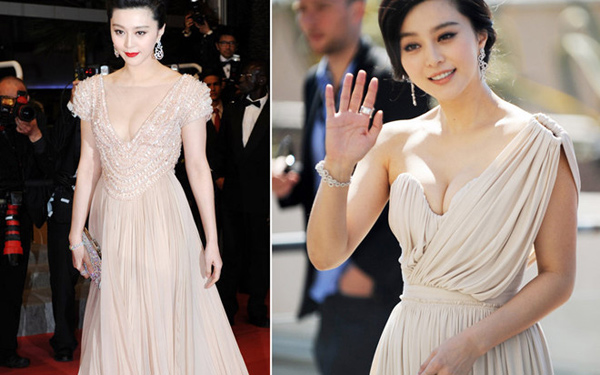 Mỹ nhân nào vượt Phạm Băng Băng mặc táo bạo nhất lịch sử thảm đỏ Cannes? - 3