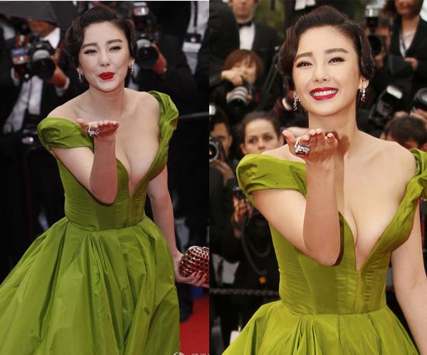 Mỹ nhân nào vượt Phạm Băng Băng mặc táo bạo nhất lịch sử thảm đỏ Cannes? - 5