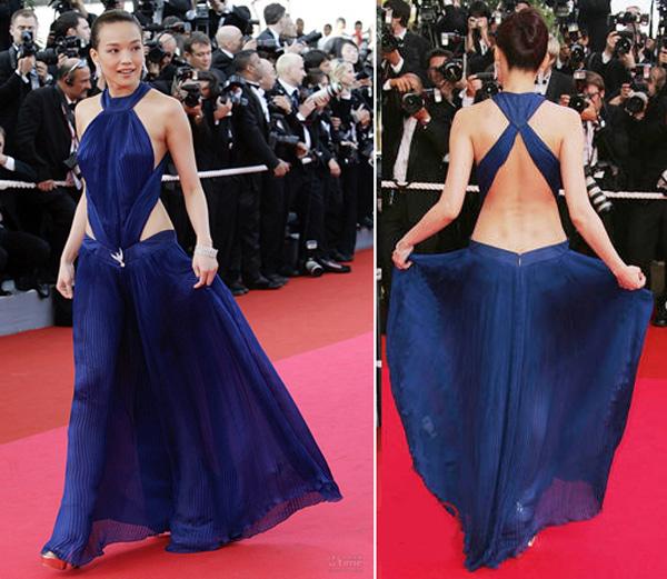 Mỹ nhân nào vượt Phạm Băng Băng mặc táo bạo nhất lịch sử thảm đỏ Cannes? - 13