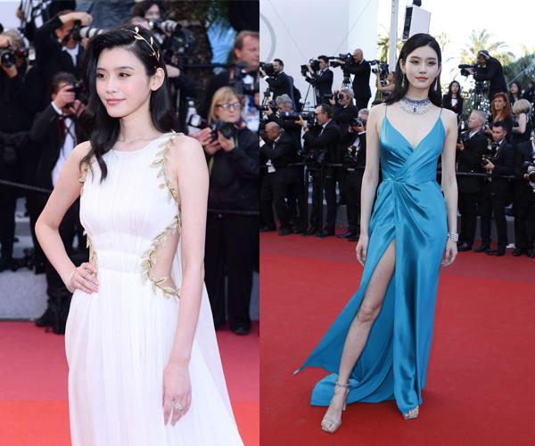 Mỹ nhân nào vượt Phạm Băng Băng mặc táo bạo nhất lịch sử thảm đỏ Cannes? - 9