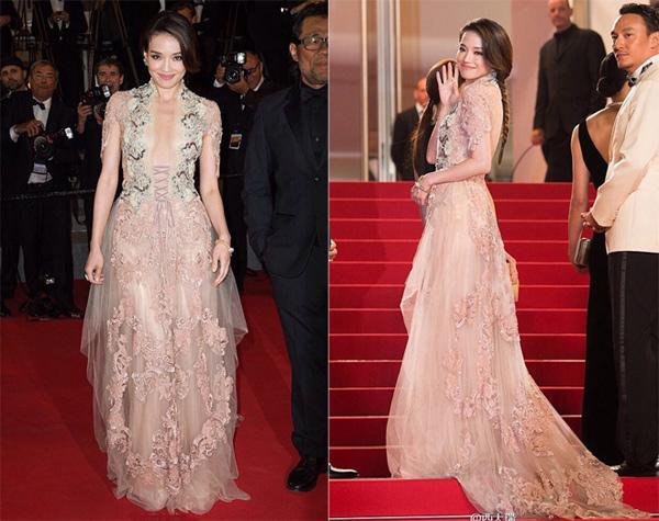 Mỹ nhân nào vượt Phạm Băng Băng trong cuộc chiến thời trang tại Cannes? - 12