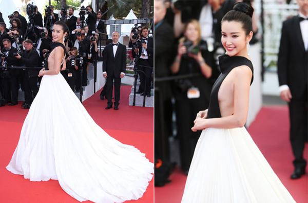 Mỹ nhân nào vượt Phạm Băng Băng mặc táo bạo nhất lịch sử thảm đỏ Cannes? - 14
