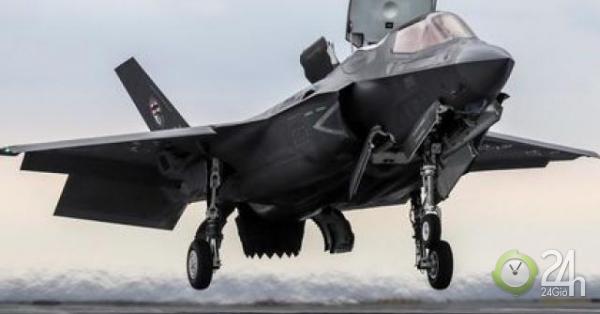 Mỹ mất hàng triệu USD vì siêu tiêm kích tàng hình F-35B… đâm phải chim
