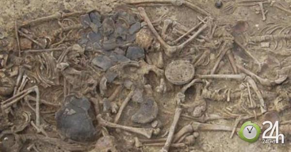 Ba Lan: Mộ tập thể của gia đình 15 người hé lộ điều đáng sợ 5.000 năm trước