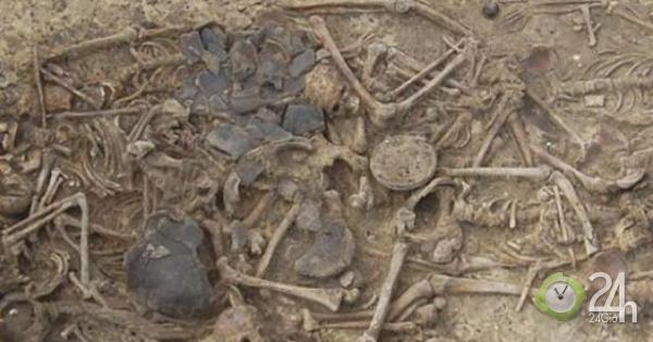 Mộ tập thể 5.000 năm hé lộ thảm kịch gia đình 15 người ở Ba Lan