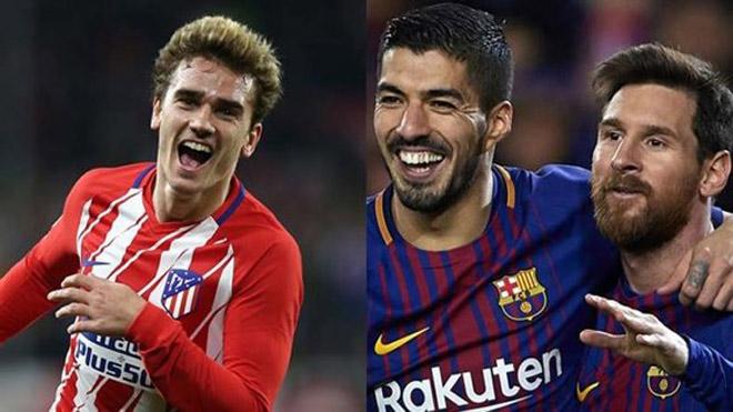 """Barca siêu khủng mùa tới: Griezmann trợ chiến Messi và 2 """"bom tấn"""" Ajax - 2"""