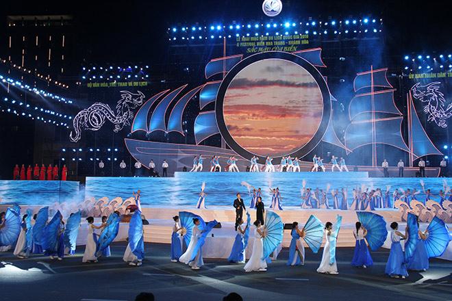 Trải nghiệm những kỳ quan biển tại Festival Biển Nha Trang