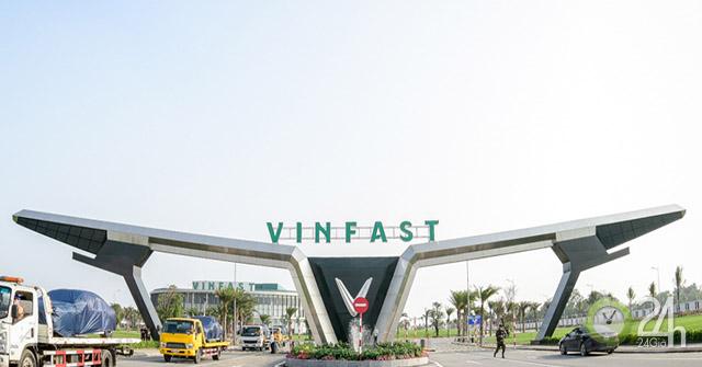 Ghé thăm nhà máy Vinfast và những hình ảnh trước ngày khai trương