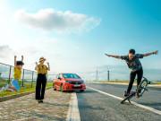 Honda Jazz– Chiếc xe đầu tiên cho tất cả gia đình Việt