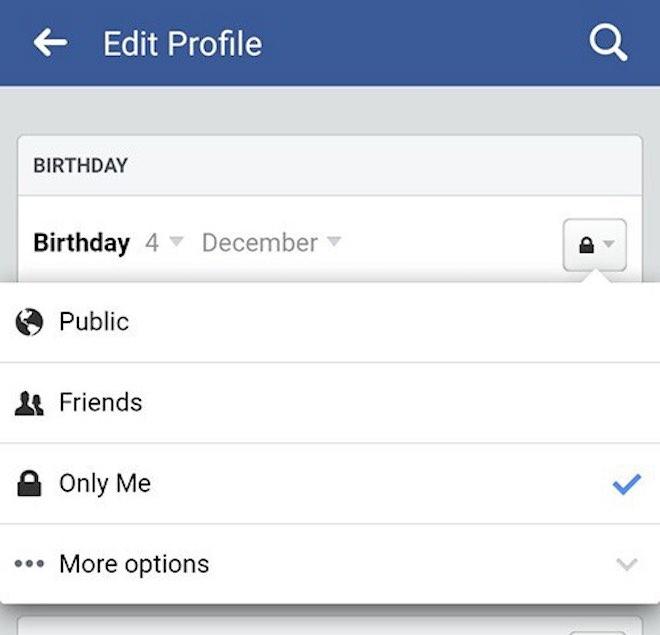 10 thông tin cá nhân bạn nên xóa trên Facebook - 3