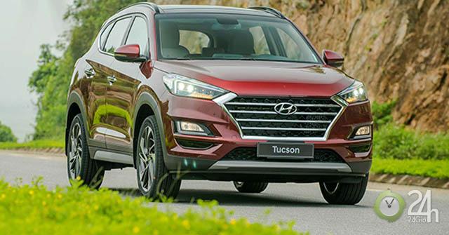 Hyundai công bố chính thức bảng giá xe Hyundai Tucson 2019: Dự định bán ra vào tháng cuối 5