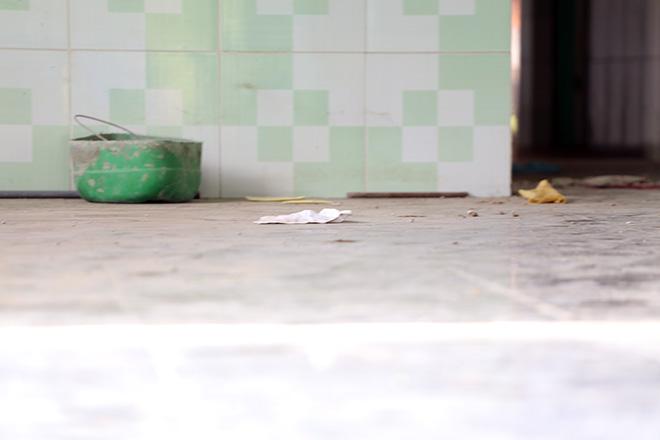 Ám ảnh hiện trường 2 xác người trong thùng nhựa đổ bê tông ở Bình Dương - 4
