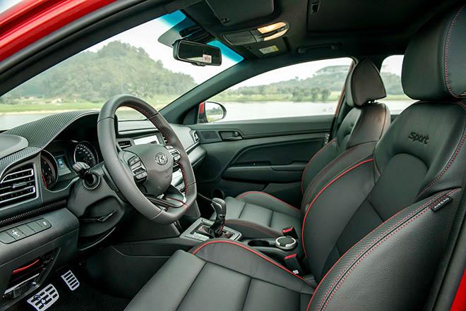 Ngoại hình ấn tượng của Hyundai Elantra Sport 1.6T 2019, nhiều lựa chọn về màu sắc - 3