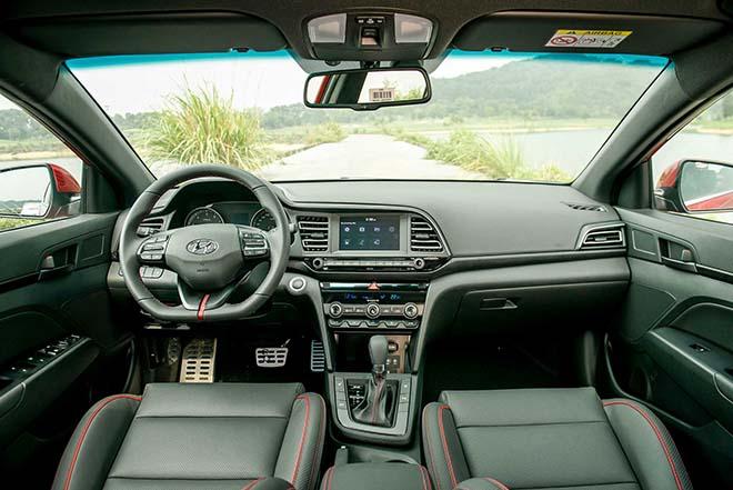 Ngoại hình ấn tượng của Hyundai Elantra Sport 1.6T 2019, nhiều lựa chọn về màu sắc - 6