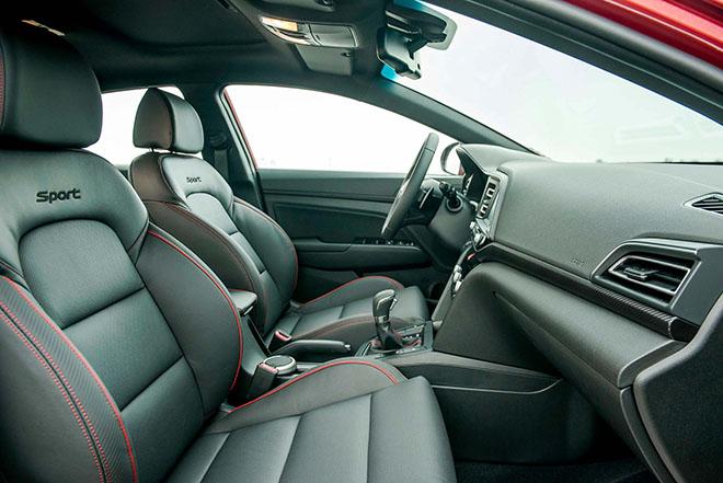 Ngoại hình ấn tượng của Hyundai Elantra Sport 1.6T 2019, nhiều lựa chọn về màu sắc - 7