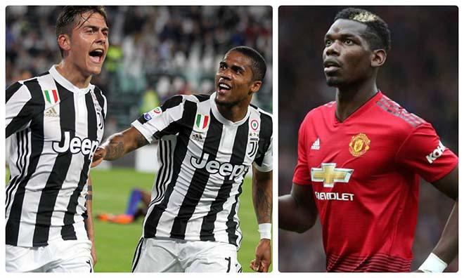 """Chuyển nhượng MU 16/5: Juventus gạ đổi 2 SAO """"khủng"""" lấy Pogba - 1"""